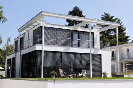 Lamellgardin villa