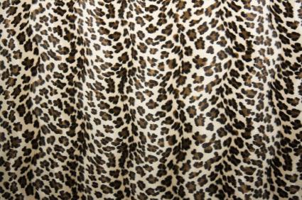 Leopardgardin