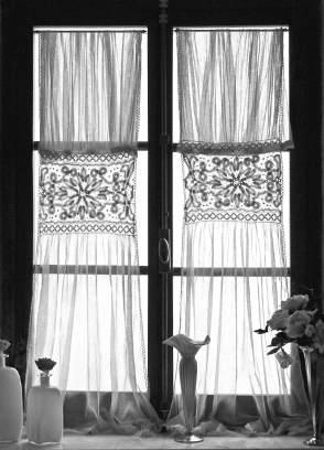 Gardiner lantliga gardiner : Romantiska gardiner – Trendiga kläder för flickor