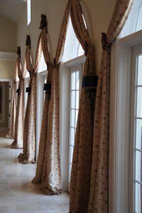 Specialdesignade gardiner